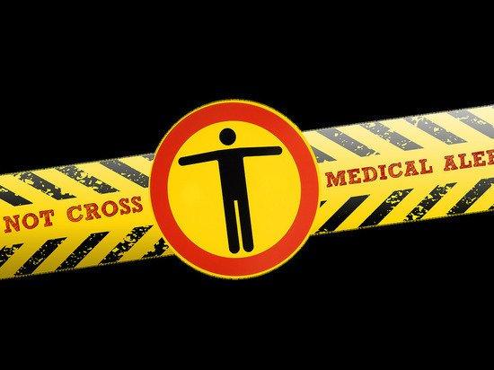 В США побит антирекорд июля по количеству новых зараженных коронавирусом