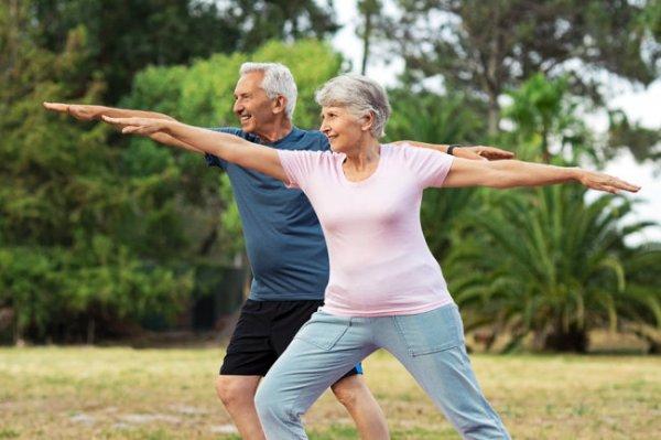 До какого возраста пенсионеры могут заниматься в фитнес-клубе