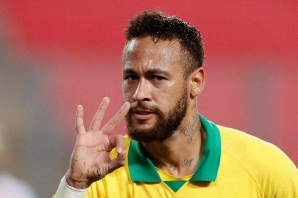 Три гола Неймара принесли Бразилии победу над Перу в отборе к ЧМ-2022