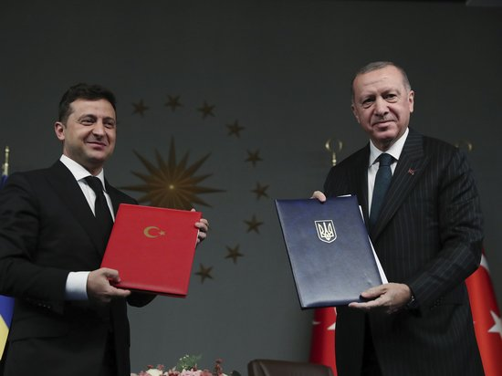 «Крым - это Турция»: зачем Эрдоган атакует Россию