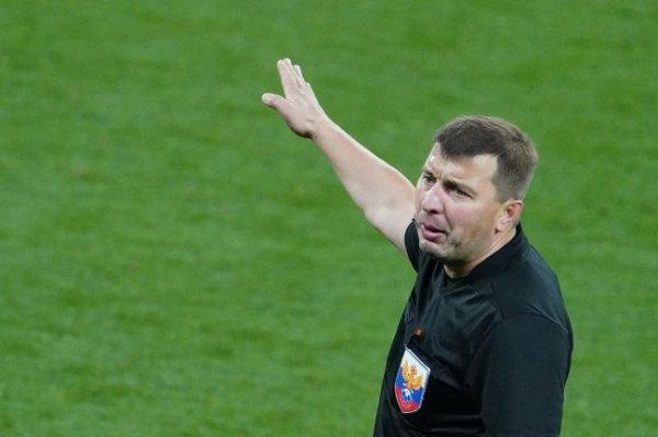 "СМИ: Матч ""Краснодар"" - ""Рубин"" могут переиграть из-за ошибки арбитра"