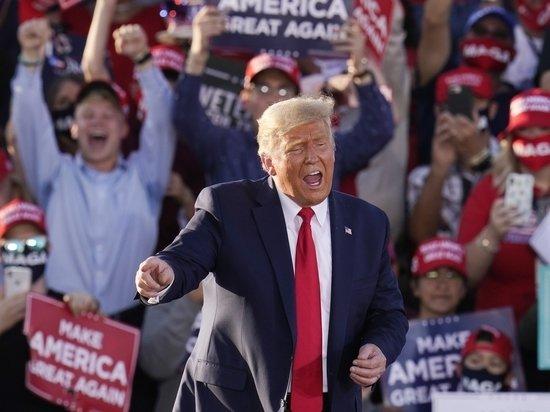 Трампу выключат микрофон во время финальных президентских дебатов