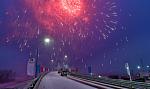 В ЯНАО открыли мост через реку Пур