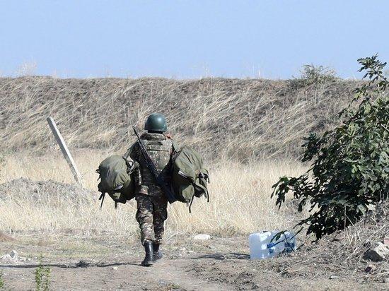 Минобороны Армении: военные действия Азербайджана в Карабахе - это позор