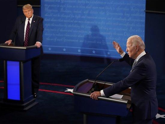 Трамп заявил, что Байден виновен в присоединении Крыма к России