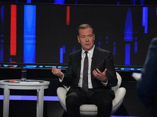 Медведев: мир нуждается в общем договоре по безопасности в информационной сфере