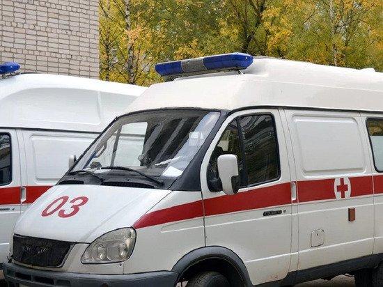 Привезённых к омскому Минздраву пациентов доставили в больницы