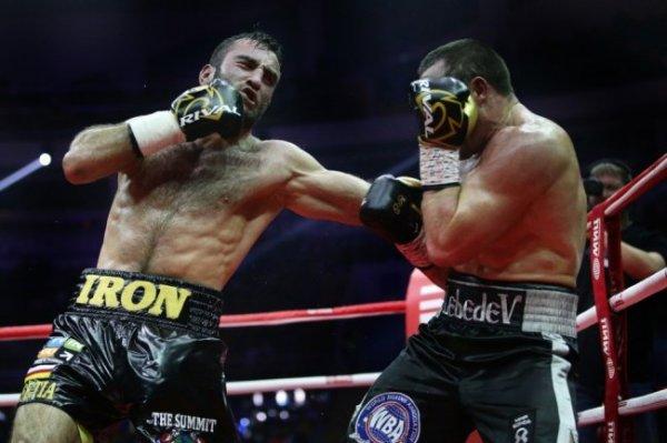 Боксер Гассиев: Постараюсь показать хороший бокс в бою с Нури Сефери
