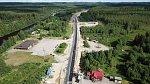В Республике Карелия завершен капитальный ремонт подъездной дороги к российско-финской границе