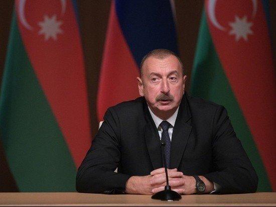 Алиев: Азербайджан не хочет вмешательства третьей страны в Карабахе