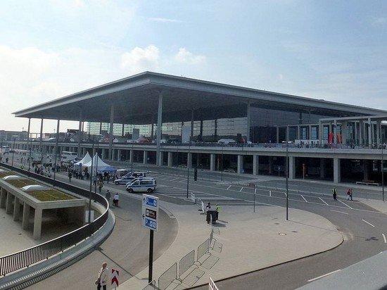 В Берлине открылся новый международный аэропорт