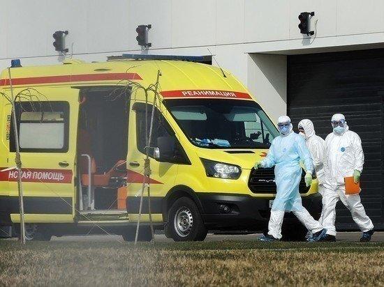 Работающим с коронавирусом российским медикам выделят более 24 млрд руб