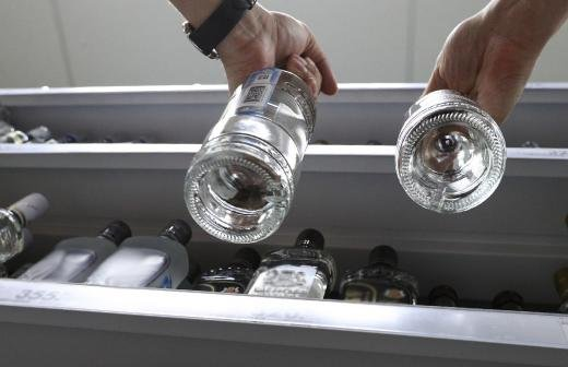 В России каждый четвертый пожилой мужчина оказался зависим от алкоголя