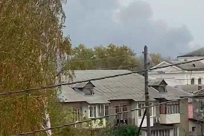 Более 1,5 тысячи россиян эвакуировали из-за взрыва в бывшей воинской части