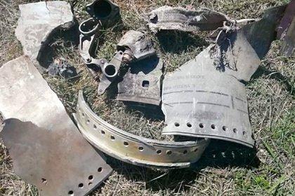 В Дагестане сообщили о падении и взрыве неопознанной ракеты