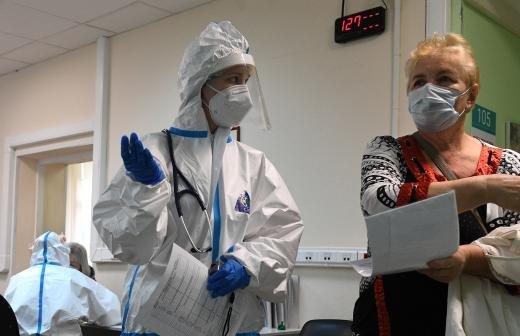 Тест на определение срока заразности пациентов с COVID-19 подан на регистрацию