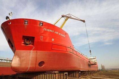 Названа причина взрыва на российском танкере в Азовском море