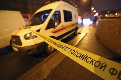 Молодой россиянин без прав и три пассажира на BMW погибли в ДТП со столбом