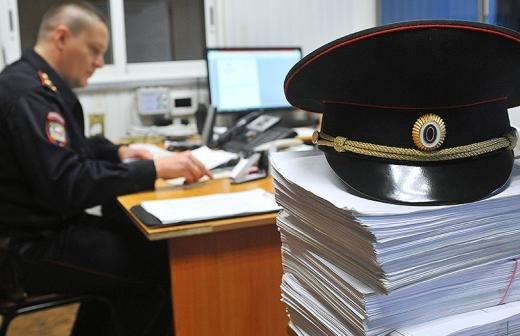 В Петербурге ко Дню сотрудника органов внутренних дел появилась «Аллея славы»