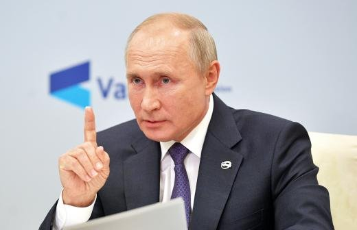 Путин не контактировал с ушедшим на карантин из-за COVID-19 Лавровым