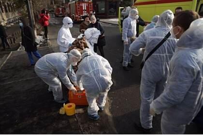 Смерть двух пациентов после взрыва в челябинской больнице опровергли