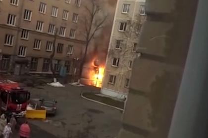 В российской больнице прогремел взрыв