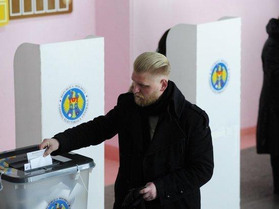 В Молдавии начались президентские выборы
