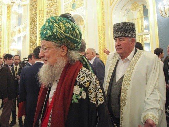 Верховный муфтий России осудил