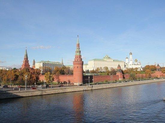 Кремль отменил торжественный прием 4 ноября