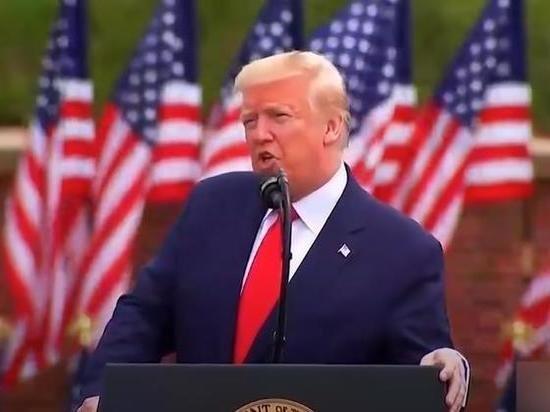 Трамп рассказал о своих шансах на переизбрание президентом