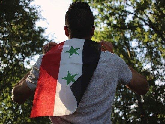 Вся Сирия осталась без электричества