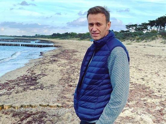 Власти Германии назвали условие передачи России данных по Навальному