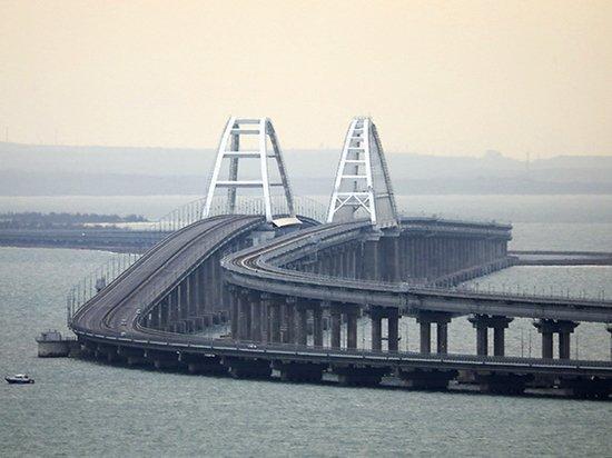 Стало известно, как Росгвардия защитит Крымский мост от дронов