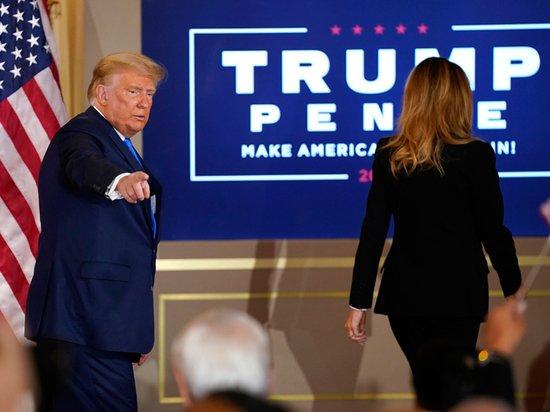Мелания «считает минуты до развода»: каков брачной договор четы Трамп