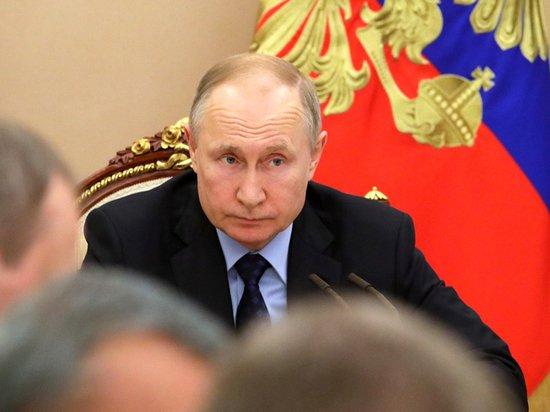Путин увеличил количество вице-премьеров до десяти
