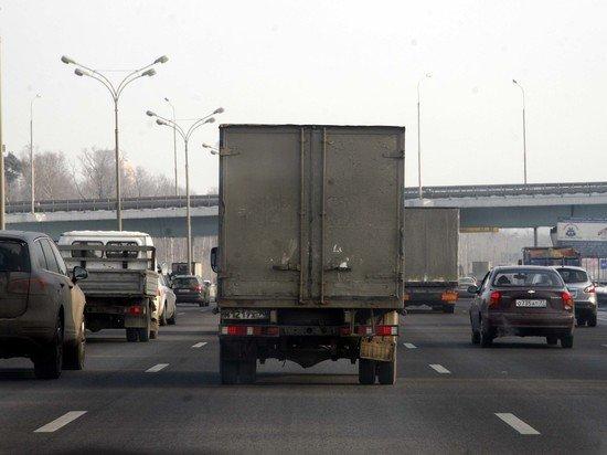 Старые грузовики, загрязняющие наши города, надо менять