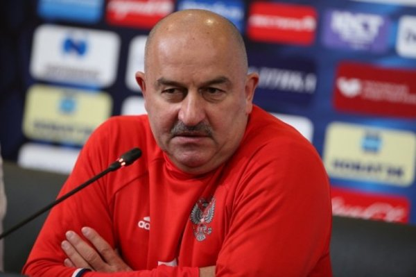 Черчесов подвел итоги матча против Молдавии