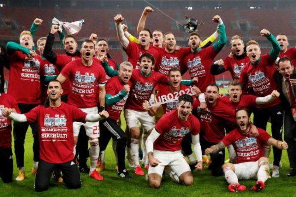 Определились все участники финального турнира Евро-2020