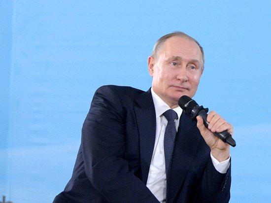 В Кремле рассказали о дате необычной пресс-конференции Путина