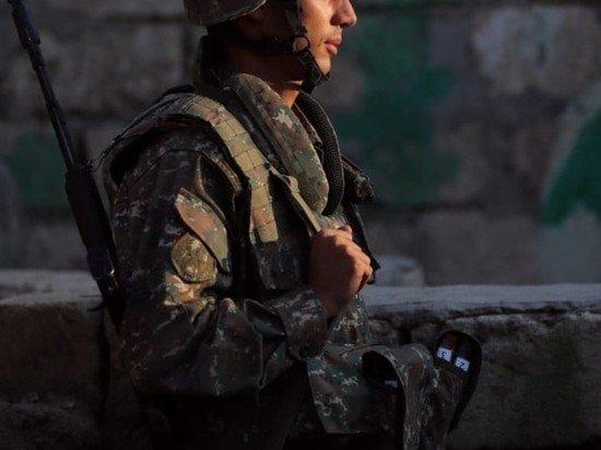 В Карабахе начали обмен телами погибших