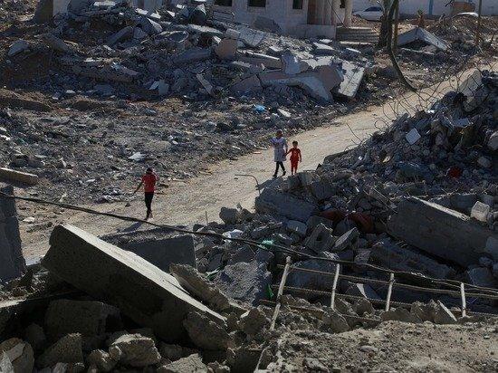 Израиль нанес ответный удар по объектам ХАМАС