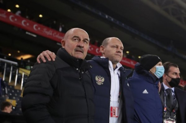 Станислав Черчесов: Даже вдесятером команда выглядела достойно