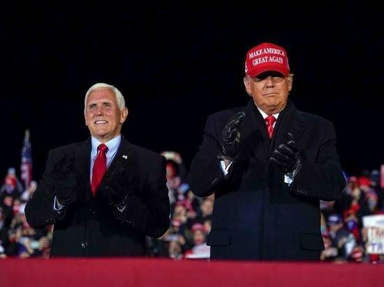 Команда Трампа не стала выдвигать основную претензию в суде Пенсильвании