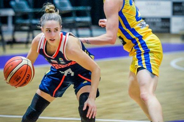Российские баскетболистки выиграли в квалификации к Евро-2021