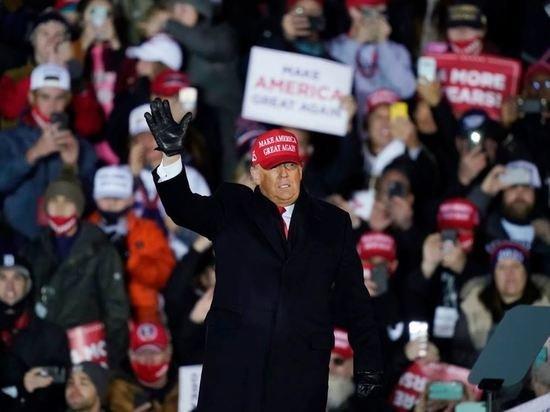 Трамп сообщил об увольнении главы агентства по кибербезопасности США