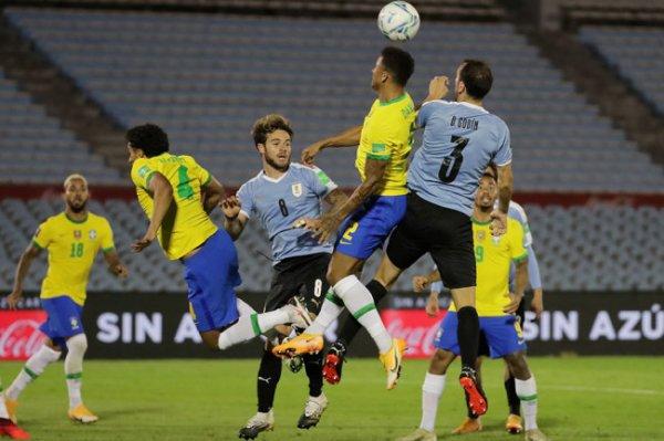 Бразилия и Аргентина добились побед в матчах квалификации ЧМ-2022