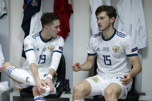 Сербия - Россия - онлайн-трансляция матча Лиги наций