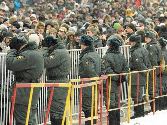 Власть решила драконовски ужесточить правила митингов и пикетов