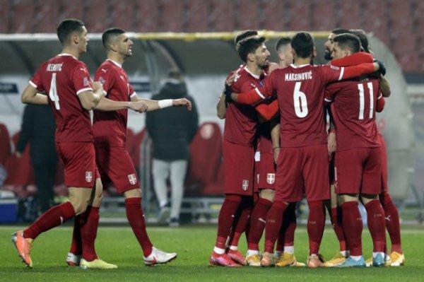 Россия разгромно проиграла Сербии в заключительном матче Лиги наций