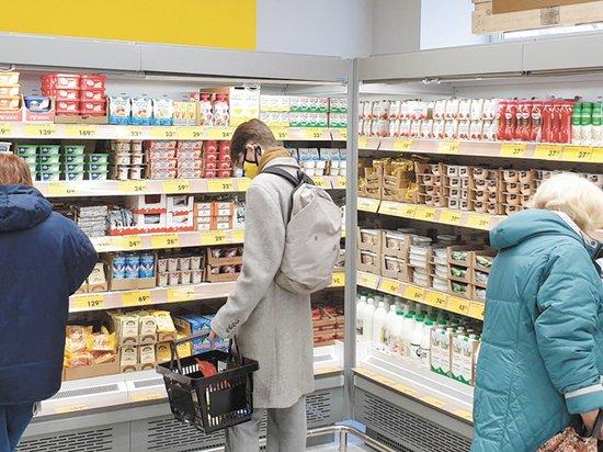 Инфляция в России нацелилась на сакральную планку